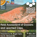 NExUS-Professional Development Workshop: Field assessment of gossans and leached outcrops