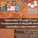 NExUS - Exploration Through Cover: Fundamentals of Regolith and Exploration Geochemistry